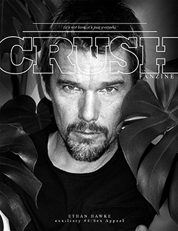 Crush Fanzine Auxiliary Issue #4 Sex Appeal Cover