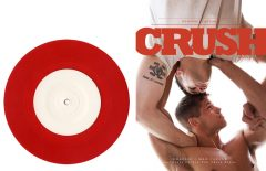 CRUSHfanzine Auxiliary Issue #5 - Charlie and Max Carver Carver - Collectors Edition - vinyl by jean-baptiste di marco