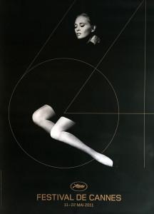CRUSHfanzine CFLab Cannes Film Festival 2011 Poster Featuring Faye Dunaway