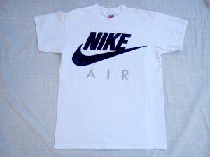 CRUSHfanzine CFLab vintage Nike tshirt