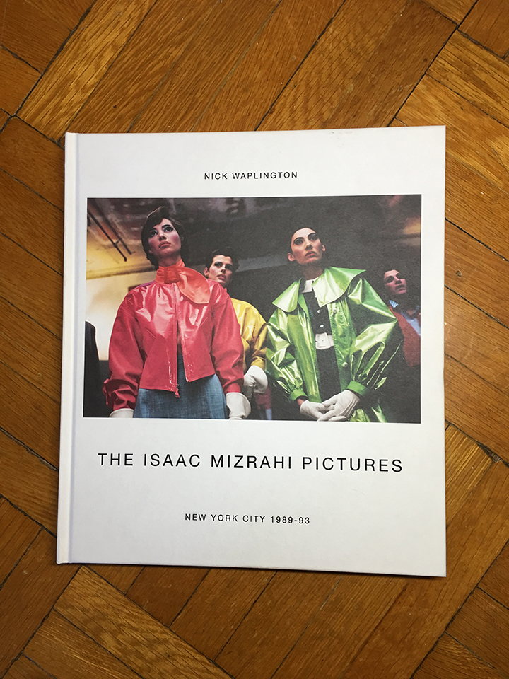 crushfanzine-william simmons- isaac mizrahi pictures-nick waplington