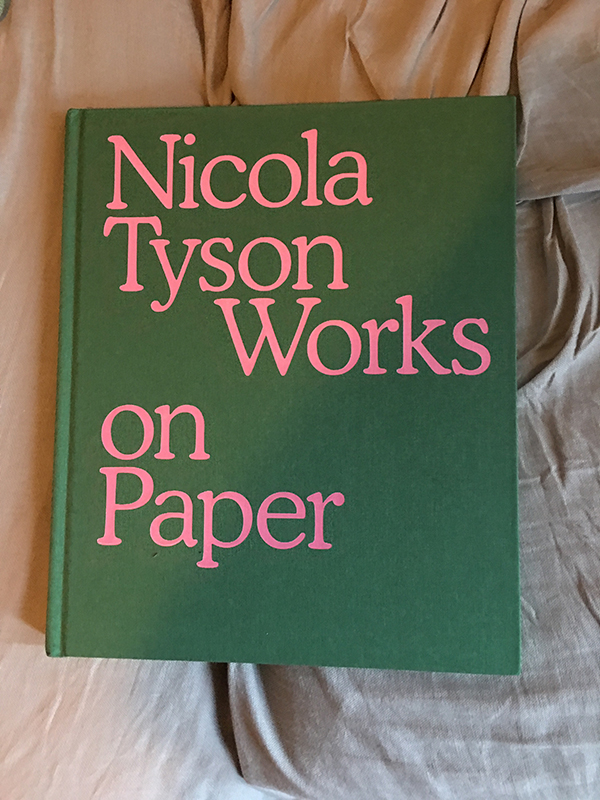 crushfanzine nicola tyson works on paper review 1
