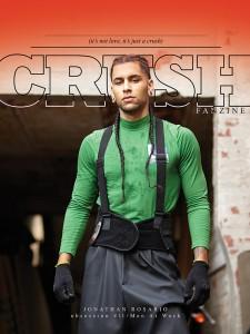 CRUSHfanzine ISSUE#11 Jonathan Rosario photographed by Nicolas Wagner web