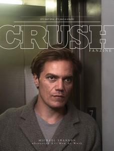 CRUSHfanzine ISSUE#11 Michael Shannon photographed by Matt Gunther web