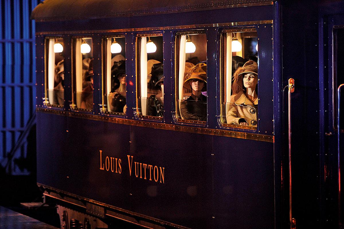 Ready to wear Fall Winter 2012 Louis Vuitton Paris March 2012