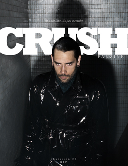 Crush Fanzine Issue #7 Color Cover