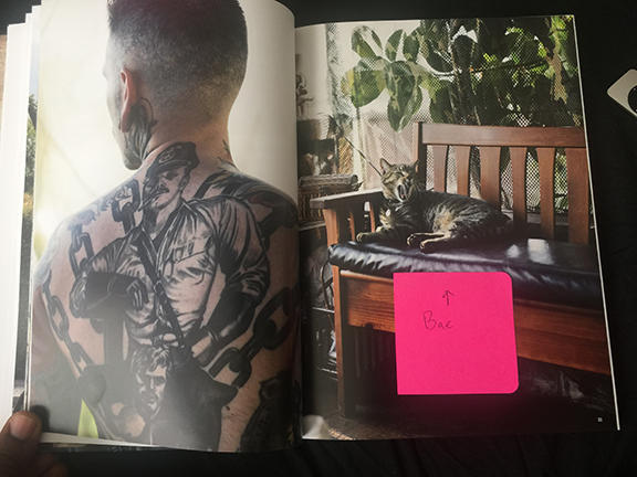 crushfanzine tom of finland tom house book 11
