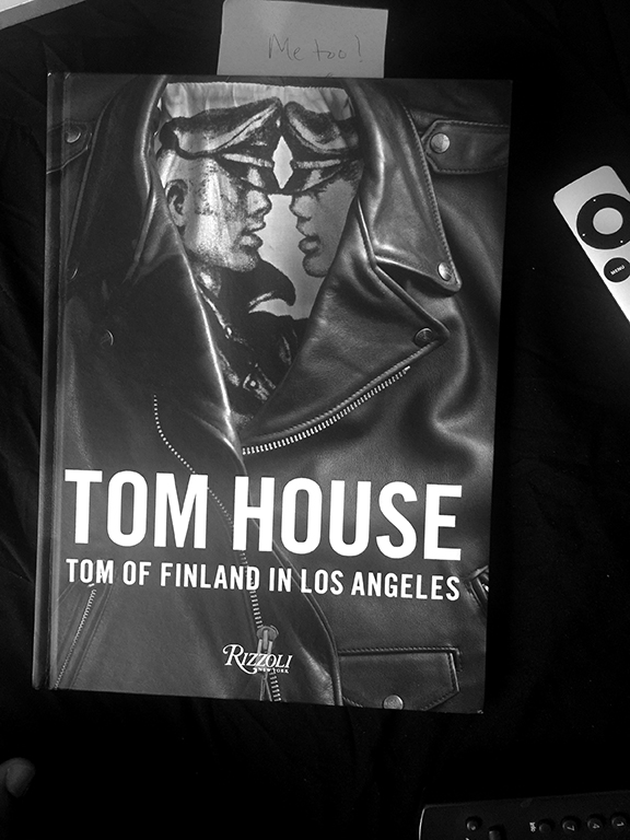crushfanzine tom of finland tom house book 5