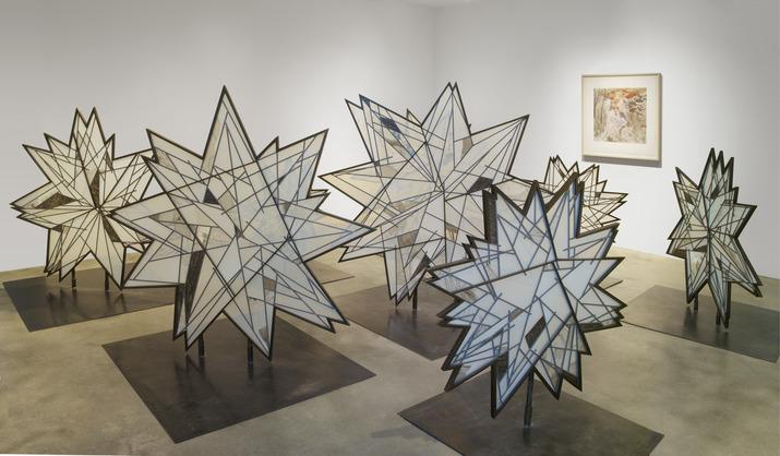 crushfanzine - pace gallery-kiki smith -Wonder installation shot