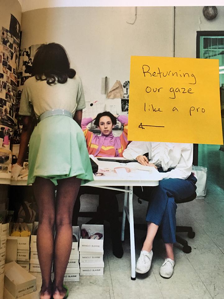 crushfanzine-william simmons- isaac mizrahi pictures-nick waplington 9